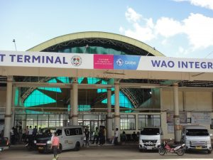 Ocular Inspection of Transport Services at WAO Integrated Transport Terminal