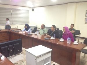 On June 27- 28, 2019, two System Integrators were met by the OIC Minister Roslaine Lidasan Macao-Maniri,CSEE,