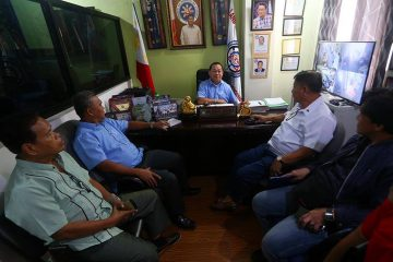 MOTC- BARMM DISCUSSES OPERATIONAL CONCERNS OF LTO-12 AND LTFRB-12 WITHIN THE BARMM AREA