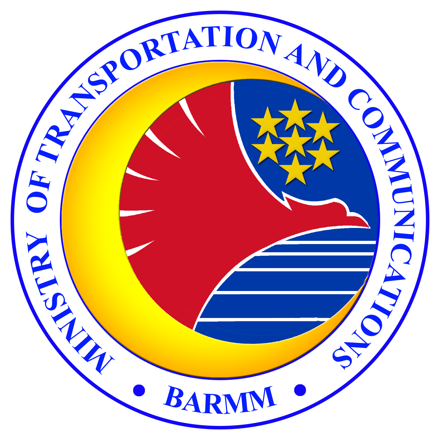 Ministry of Transportation and Communications Official Logo